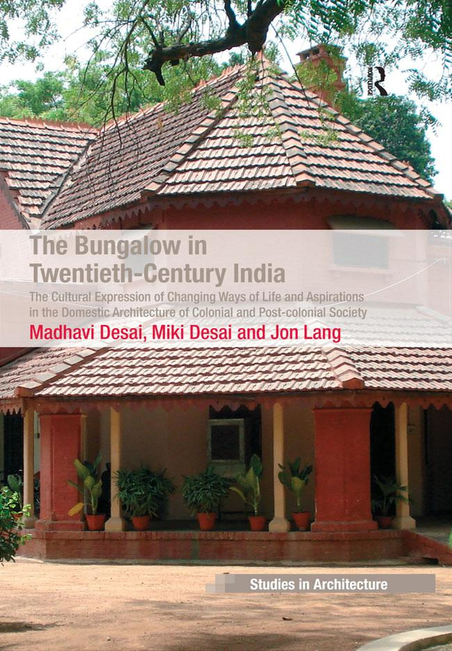 The Bungalow in Twentieth-Century India als eBook epub