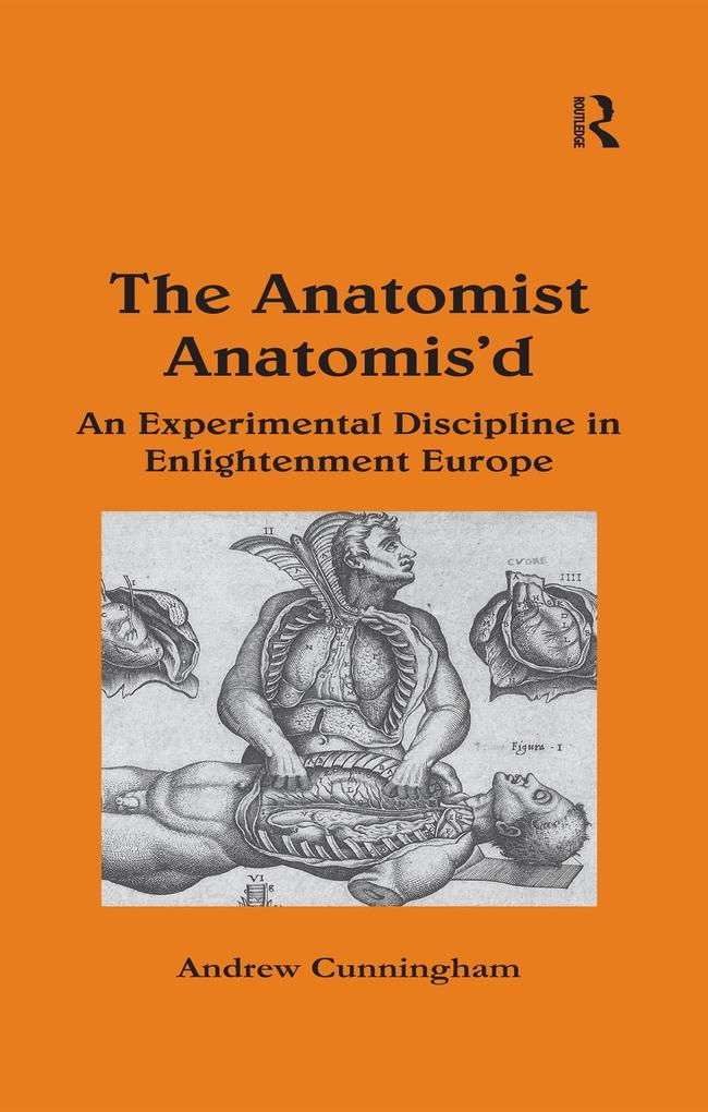 The Anatomist Anatomis'd als eBook epub