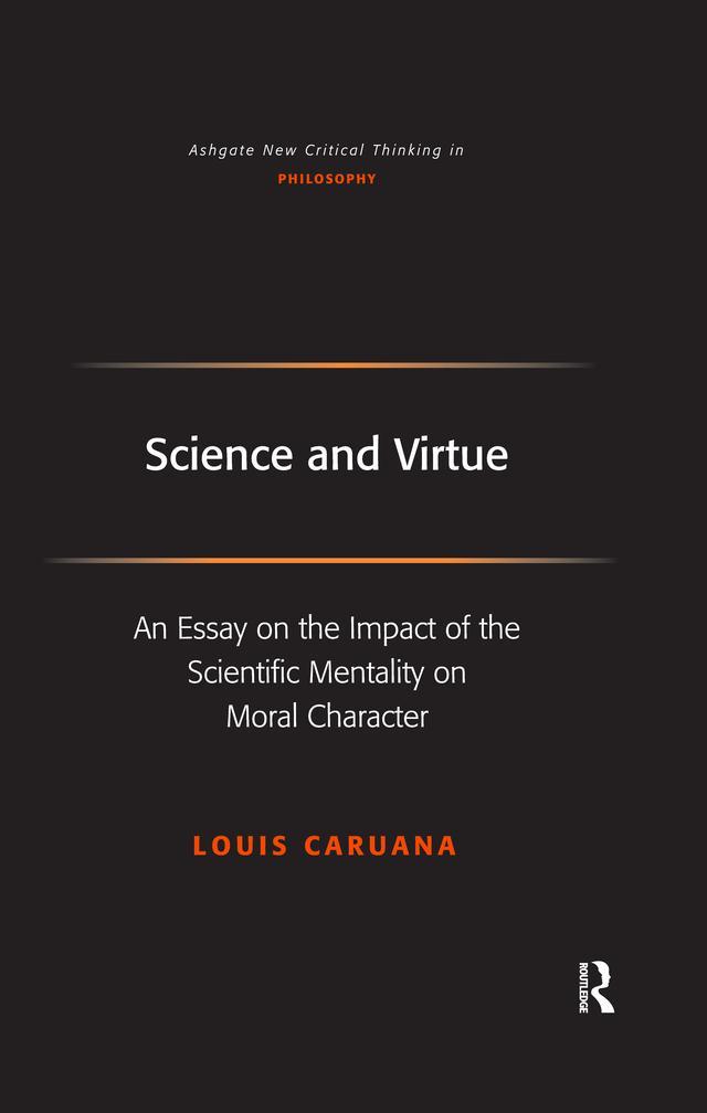 Science and Virtue als eBook epub