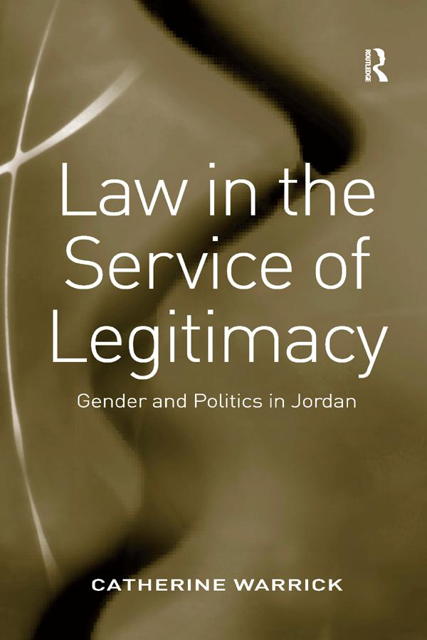 Law in the Service of Legitimacy als eBook epub