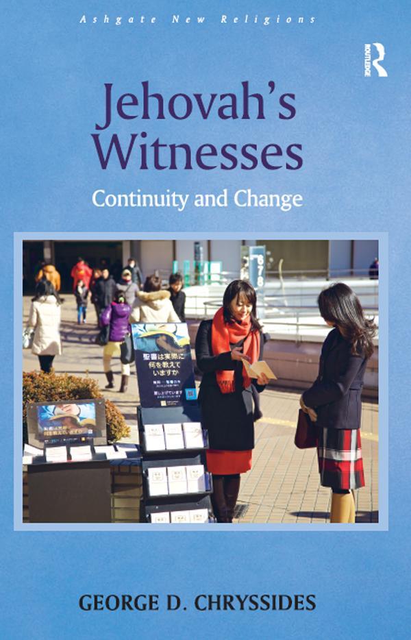 Jehovah's Witnesses als eBook epub
