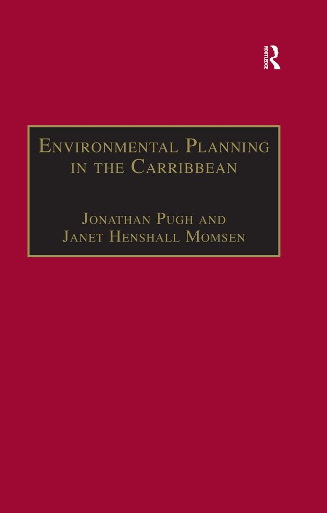 Environmental Planning in the Caribbean als eBook epub