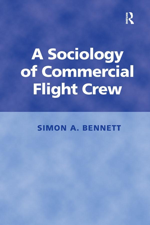 A Sociology of Commercial Flight Crew als eBook epub