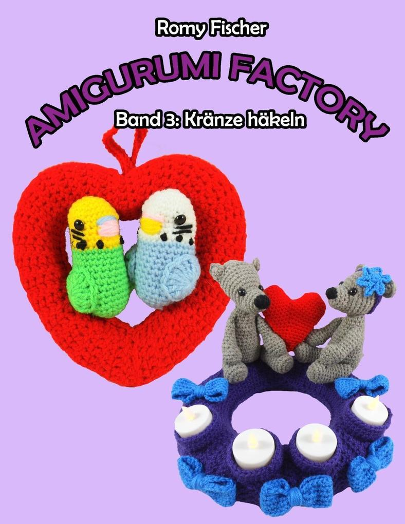 Amigurumi Factory als eBook epub