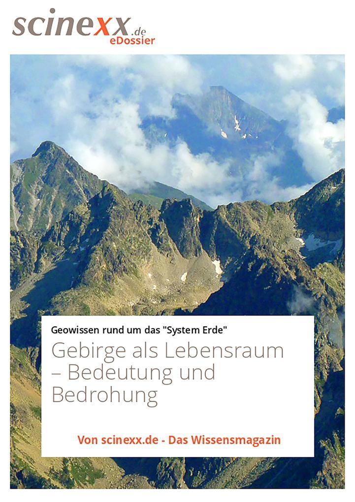 Gebirge als Lebensraum als eBook epub