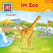 WAS IST WAS Junior Hörspiel: Im Zoo
