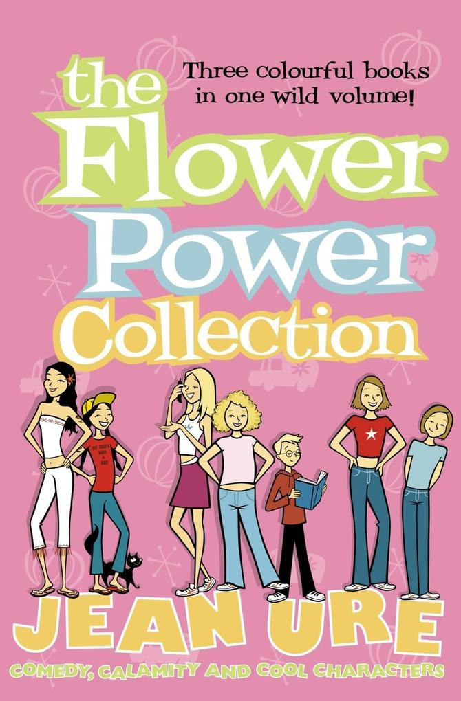 The Flower Power Collection als eBook epub