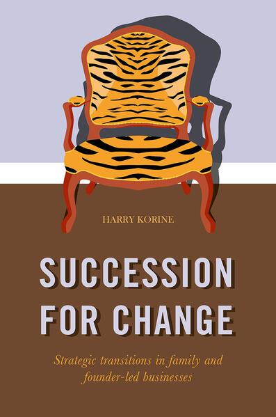 SUCCESSION FOR CHANGE als Buch (gebunden)