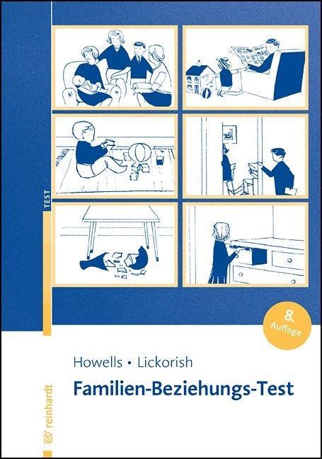 Familien-Beziehungs-Test (FBT) als Buch (kartoniert)