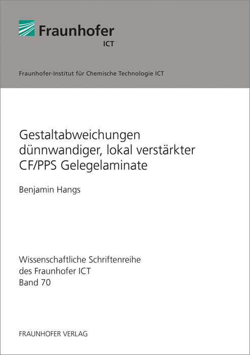 Gestaltabweichungen dünnwandiger, lokal verstärkter CF/PPS Gelegelaminate. als Buch (kartoniert)