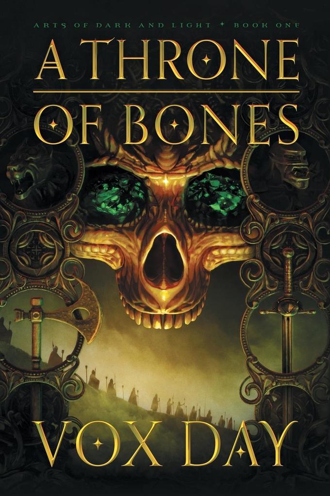 A Throne of Bones als Buch (gebunden)