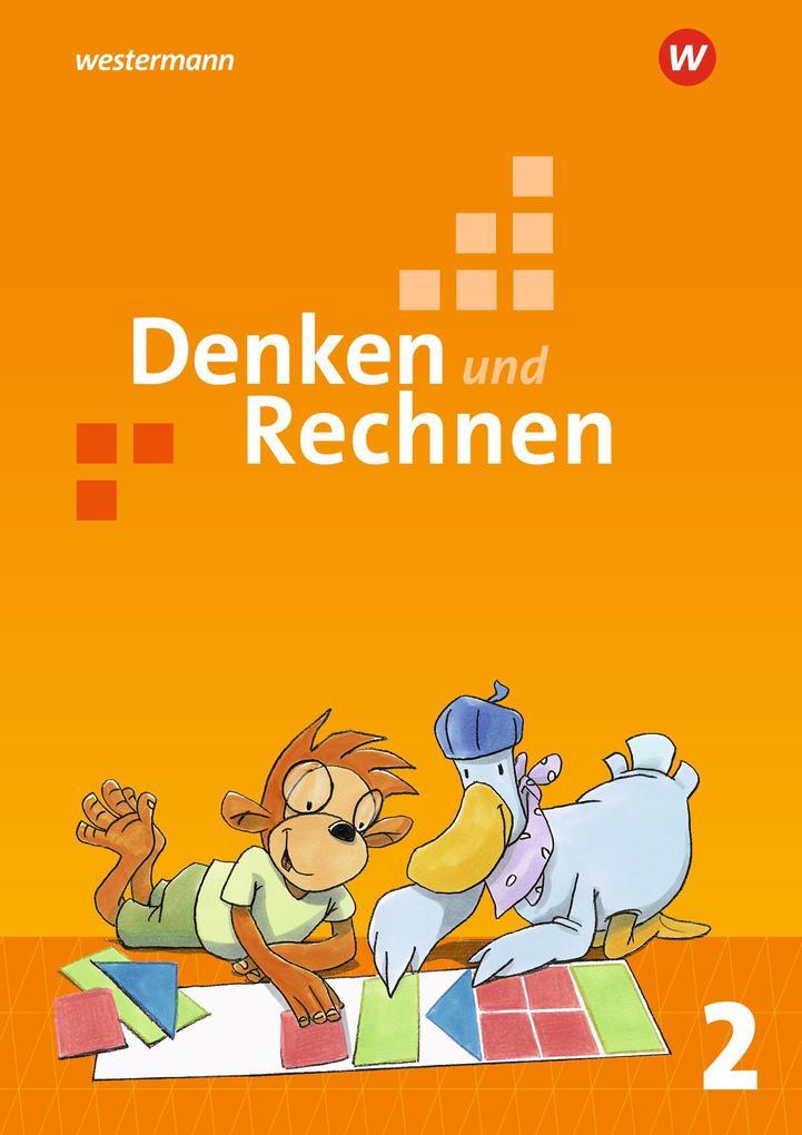 Denken und Rechnen 2. Schülerband. Grundschulen in den östlichen Bundesländern als Buch (kartoniert)
