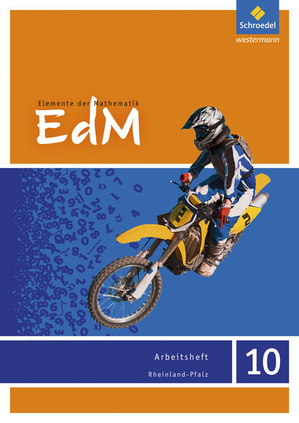 Elemente der Mathematik 10. Arbeitsheft. S1. Rheinland-Pfalz als Buch (geheftet)