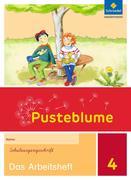 Pusteblume. Das Sprachbuch 4. Arbeitsheft. Berlin, Brandenburg, Mecklenburg-Vorpommern, Sachsen-Anhalt und Thüringen