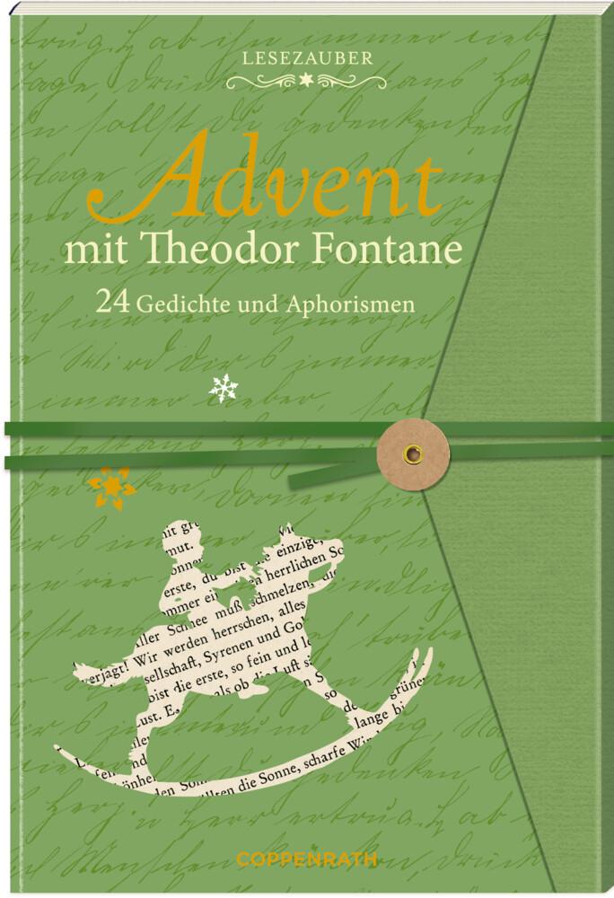 Lesezauber: Advent mit Theodor Fontane als Kalender