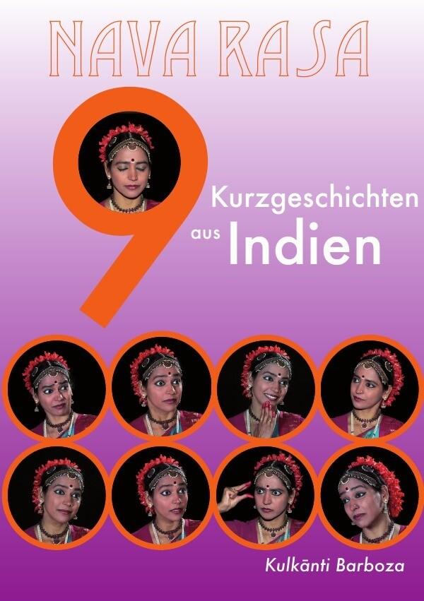 Nava Rasa - Neun Kurzgeschichten aus Indien als Buch (kartoniert)