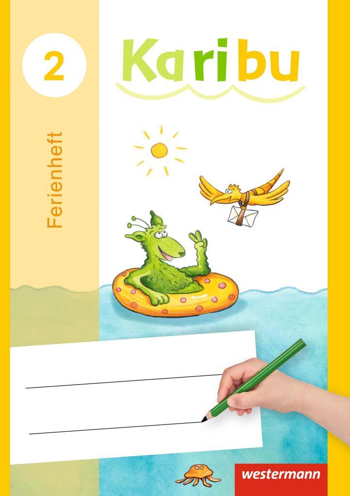 Karibu 2. Ferienheft als Buch (geheftet)
