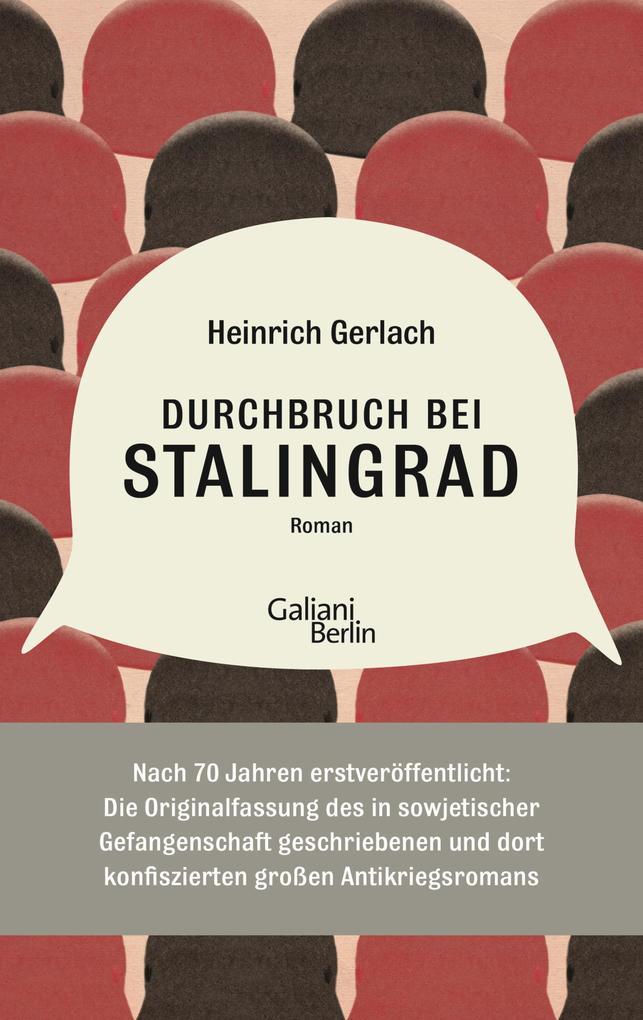 Durchbruch bei Stalingrad als eBook epub