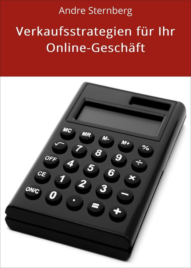 Verkaufsstrategien für Ihr Online-Geschäft als eBook epub