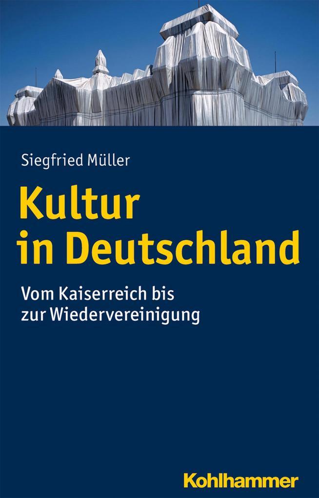 Kultur in Deutschland als eBook epub