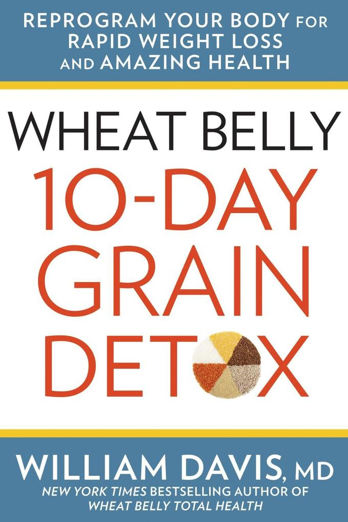 Wheat Belly 10-Day Grain Detox als eBook epub