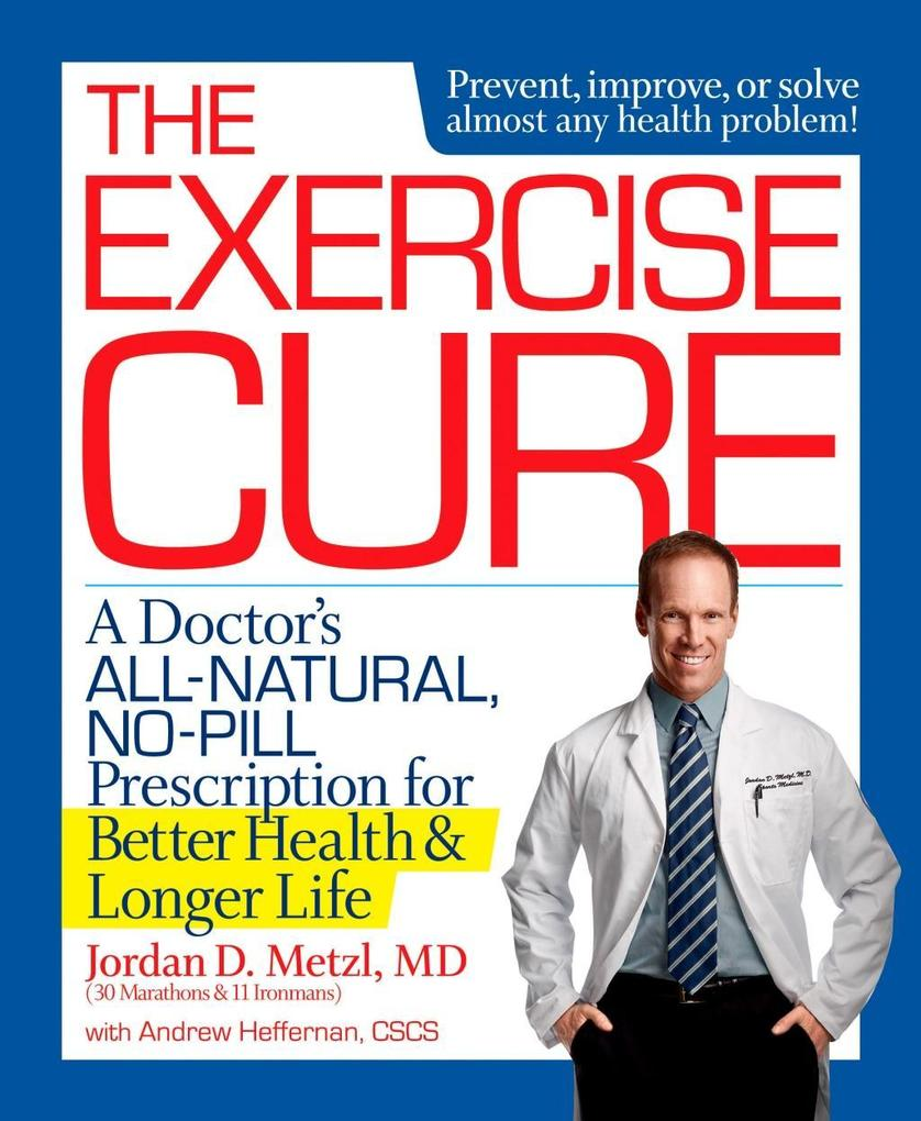 The Exercise Cure als eBook epub