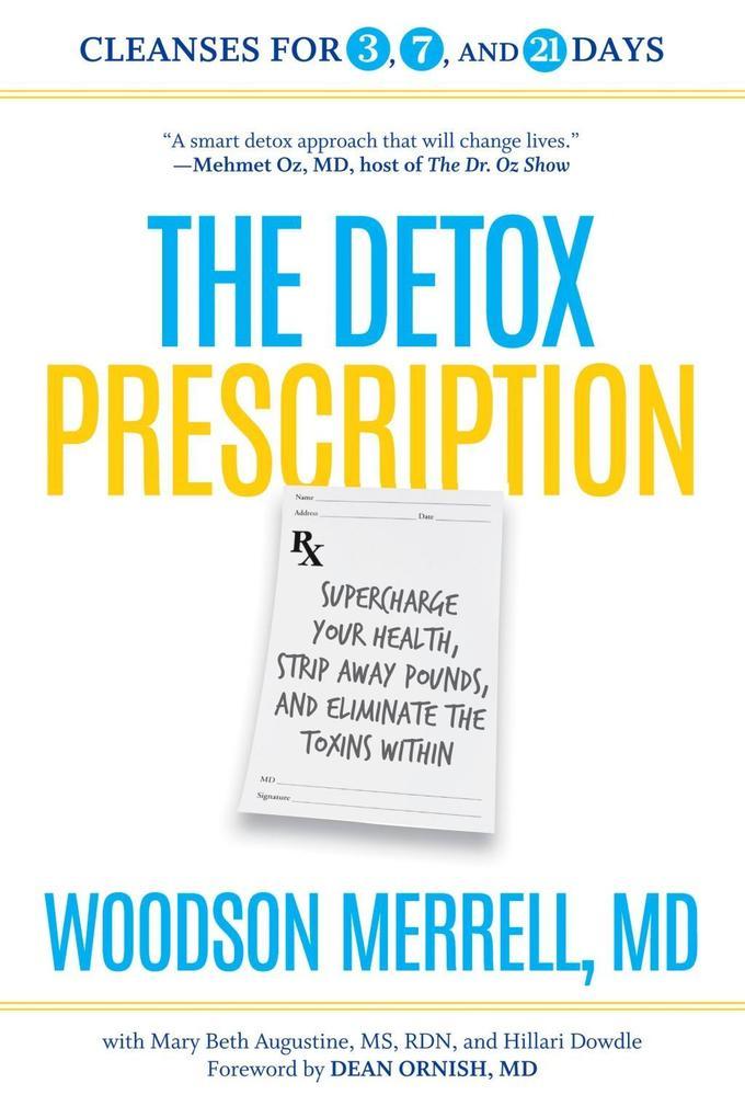 The Detox Prescription als eBook epub