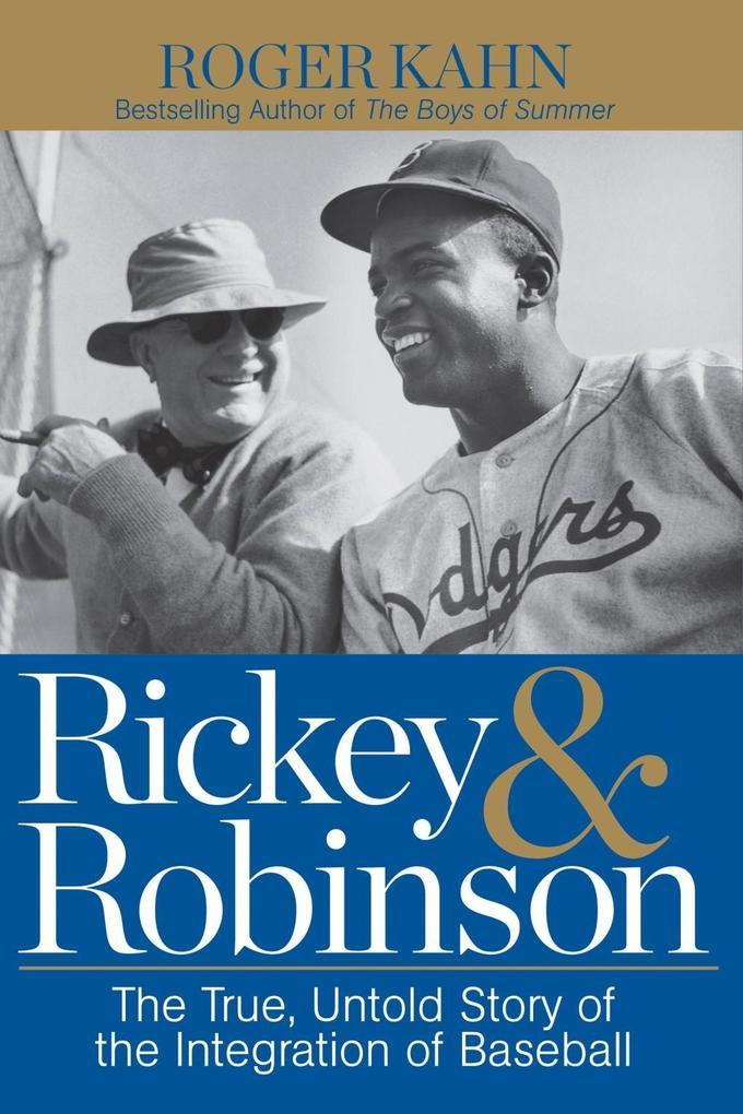 Rickey & Robinson als eBook epub