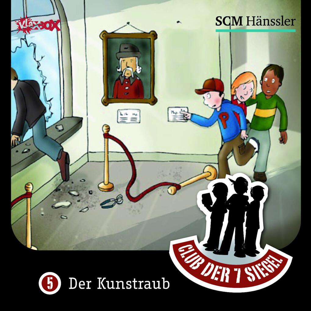 Der Kunstraub als Hörbuch Download