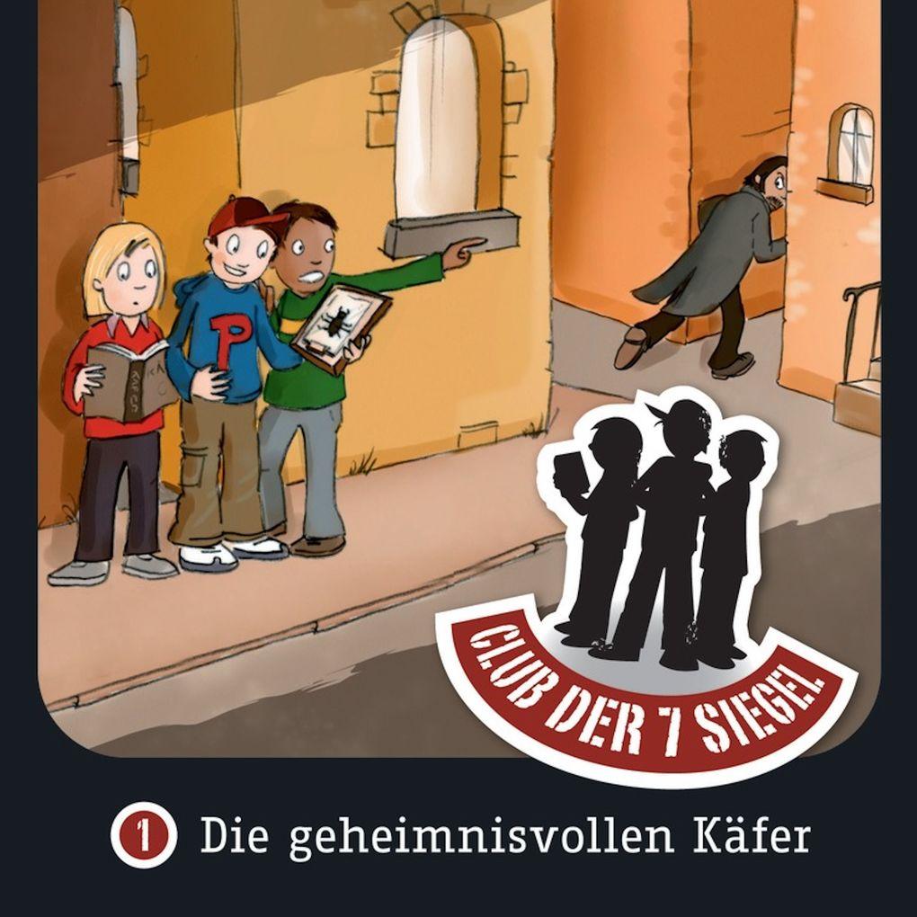 Die geheimnisvollen Käfer als Hörbuch Download