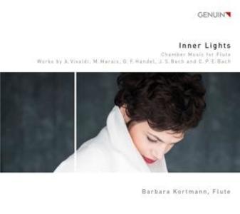 Inner Lights-Kammermusik für Flöte als CD