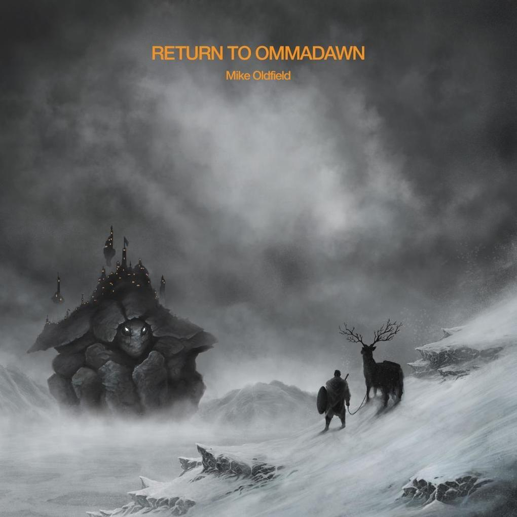 Return To Ommadawn als CD
