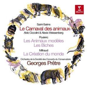Der Karneval Der Tiere als CD