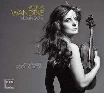 Violin Soul-Werke für Violine als CD