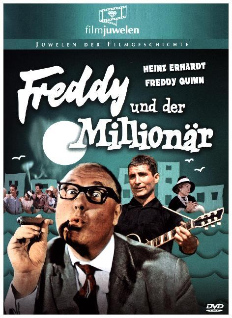 Freddy und der Millionär als DVD