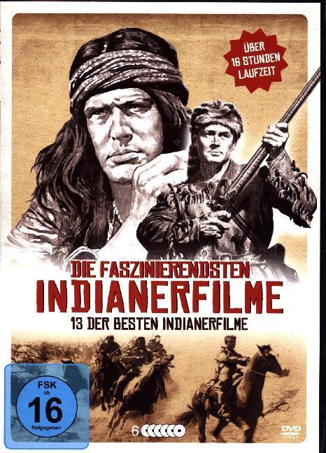 Die faszinierendsten Indianerfilme - 13 der besten Indianerfilme als DVD