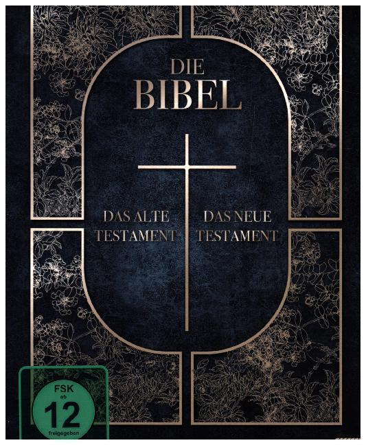 Die Bibel - Gesamtedition als DVD