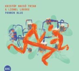 Pannon Blue als CD
