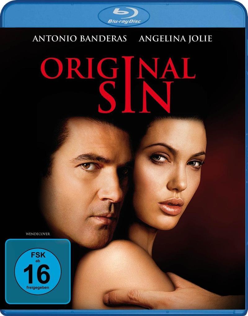 Original Sin als Blu-ray