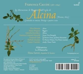 Alcina (1625) als CD