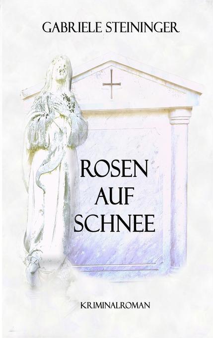 Rosen auf Schnee als Buch (kartoniert)