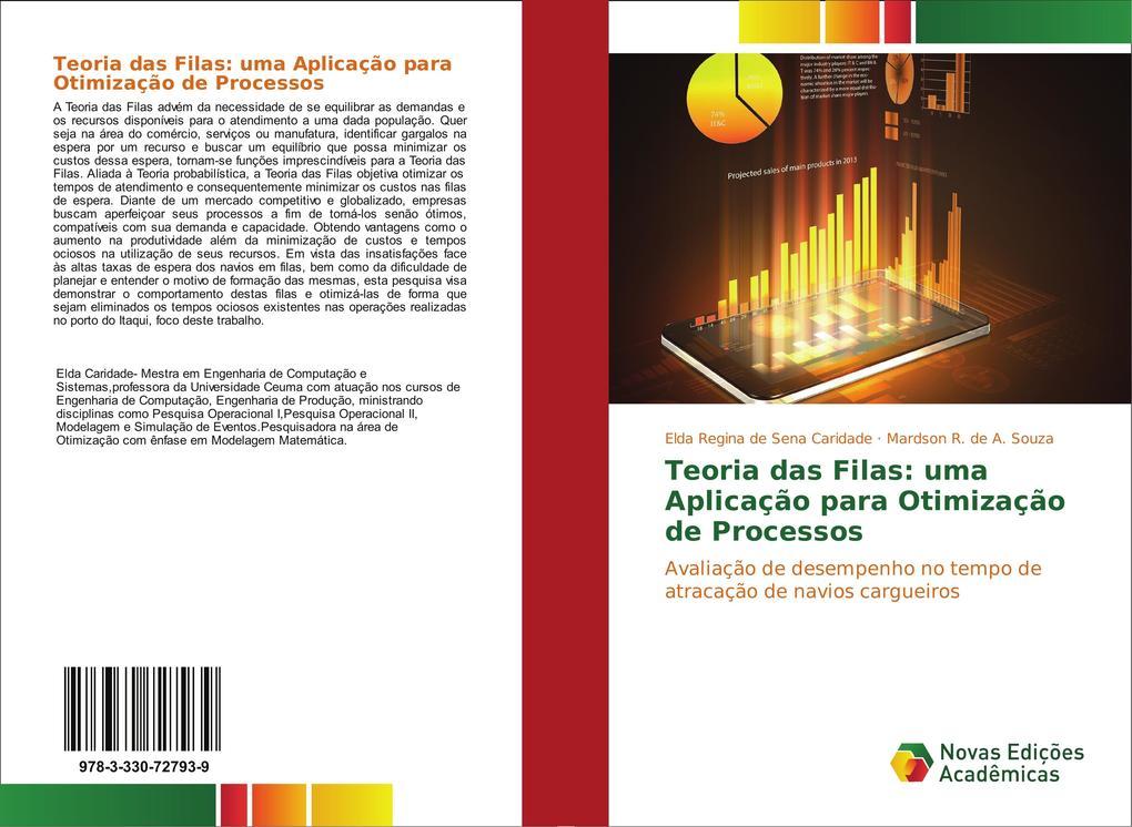 Teoria das Filas: uma Aplicação para Otimização de Processos als Buch (kartoniert)