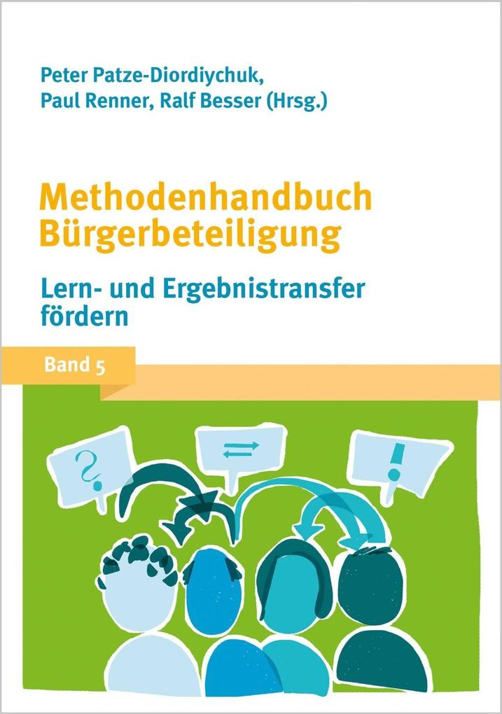 Methodenhandbuch Bürgerbeteiligung als Buch (kartoniert)