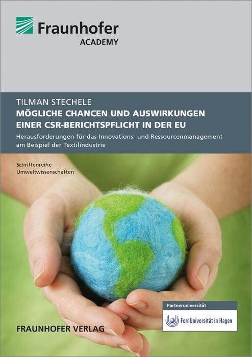 Mögliche Chancen und Auswirkungen einer CSR-Berichtspflicht in der EU. als Buch (kartoniert)