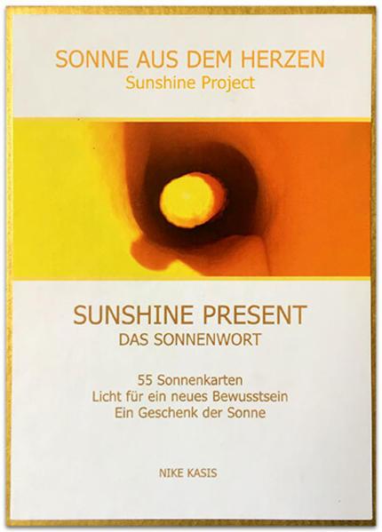 Sunshine Present - Das Sonnenwort, 55 Sonnenkarten als Sonstiger Artikel