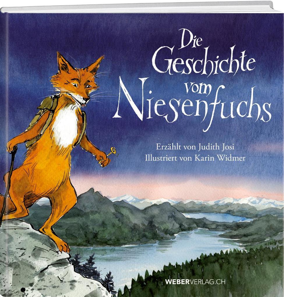 Die Geschichte vom Niesenfuchs als Buch (gebunden)