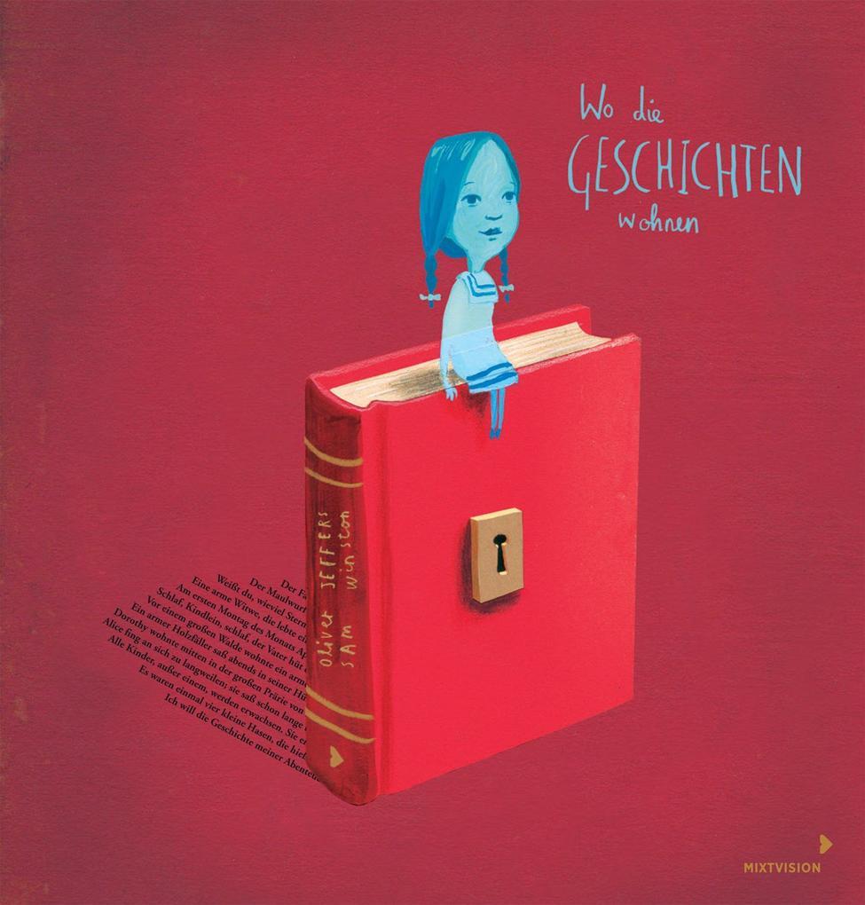Wo die Geschichten wohnen als Buch (gebunden)