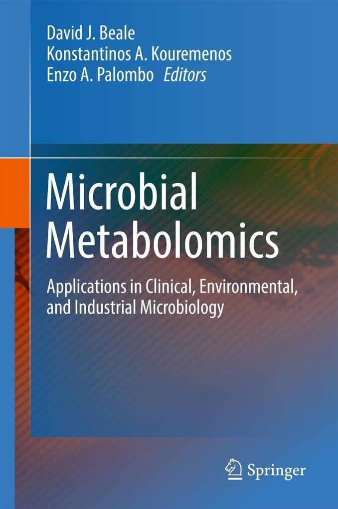 Microbial Metabolomics als eBook pdf