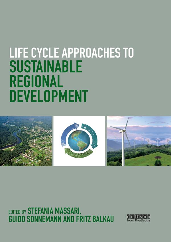 Life Cycle Approaches to Sustainable Regional Development als eBook epub