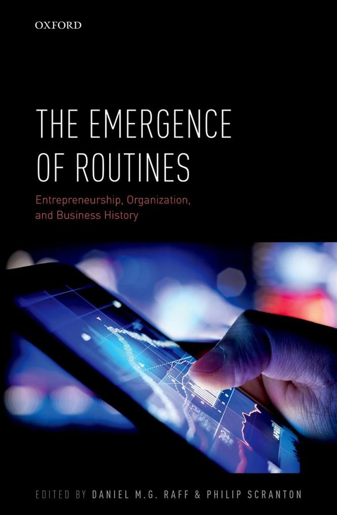 The Emergence of Routines als eBook epub